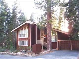 Agate Bay house photo - Located in a Quiet Carnelian Bay Cul-De-Sac