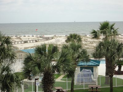 'GREAT' views of the Gulf in a family friendly resort with numerous amenities.