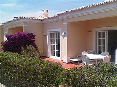 Fabulous villa located on the prestigious Club Golfe Mar - Casa Elaine 2 Bed House With Private Garden & Shared Swimming Pool
