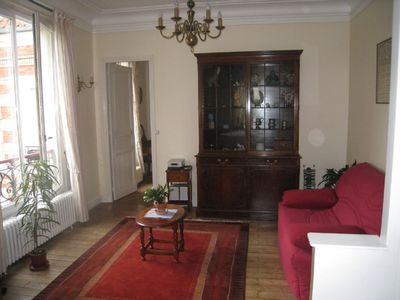 Holiday apartment, 55 square meters , Vincennes