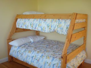 Bonnet Shores house photo - Bunk Beds, twin, full and trundel