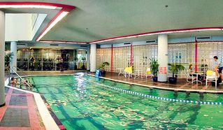 Vancouver house photo - Indoor Pool at the Club Intrawest Vancouver Resort