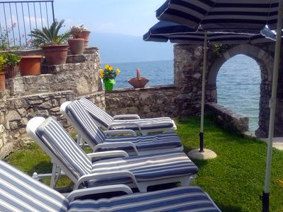 Garda Lake Holiday Home A