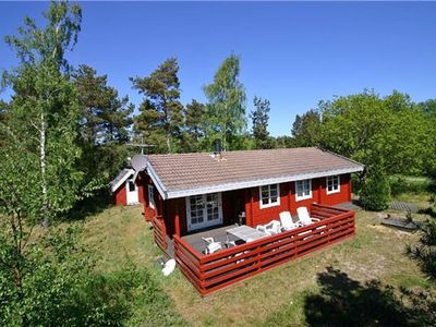 House for 5 persons close to the beach in Sømarken