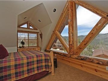 3rd Floor Bedroom with sweeping views