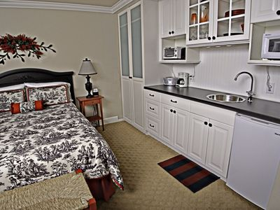 Rancho Bernardo studio rental - Kitchenette