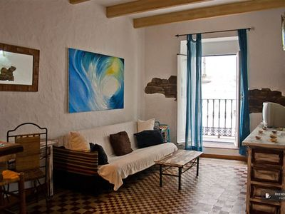"""Friendly Rentals The Rustique B apartment in Tarifa - Click on the """"Book Now"""" button to calculate the exact price."""