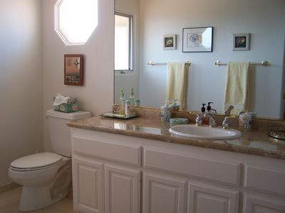 Upper Master Suite Bath
