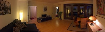 Beautiful apartment with very large terrace (22qm)