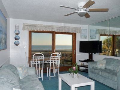 Direct Oceanfront, Private End Unit