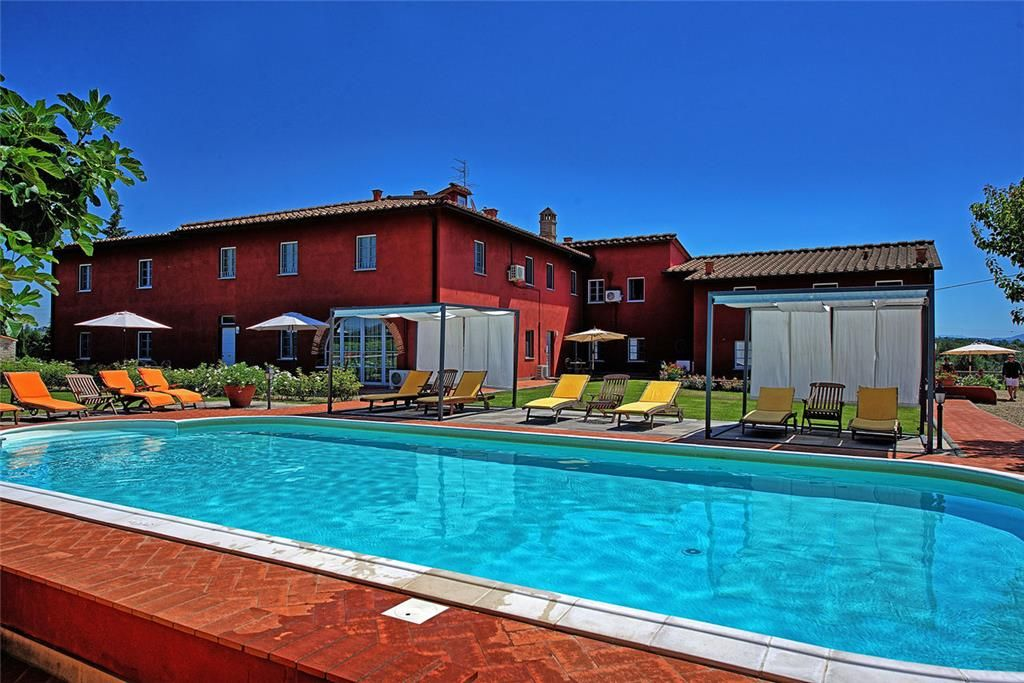 Holiday Home For 4 Persons With Swimming Homeaway Montelupo Fiorentino