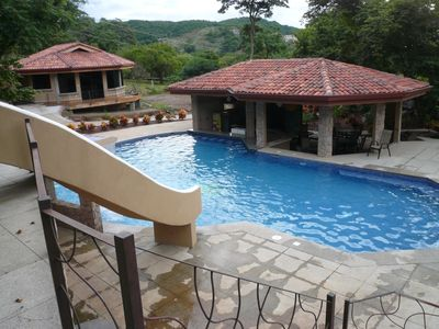 Community Pool & Wet Bar  - A Few Steps from Villa