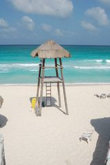 Cancun condo photo - Life Guard Stand