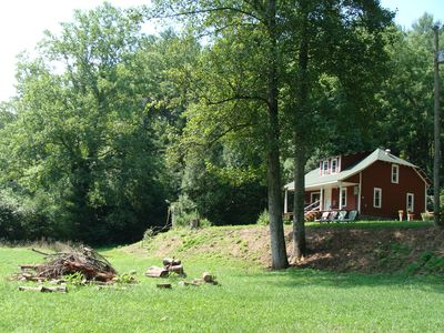 Deep Gap farmhouse rental - .