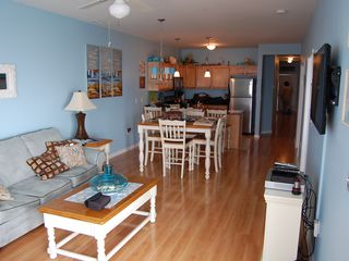 Wildwood Crest condo photo - Living Area