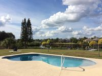 New Listing! 1BR/2BA, Waterfront Pool Home with Gulf Access - Delightful Escape!
