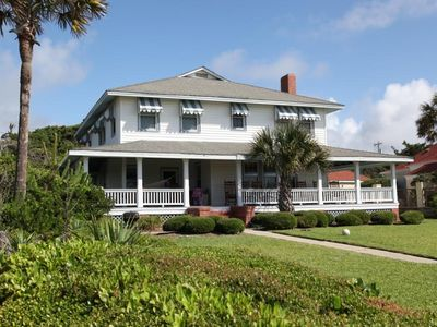 Ocean Front Southern Private Home. Myrtle Beach, Golden Mile.6bdr 3BA