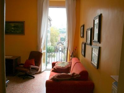 Vaticano: Apartment with View