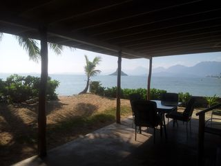 Kaaawa house photo - Lanai with a Breathtaking View