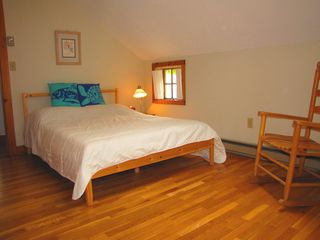 Vineyard Haven house photo - This bedroom NOW HAS 2 TWIN BEDS!