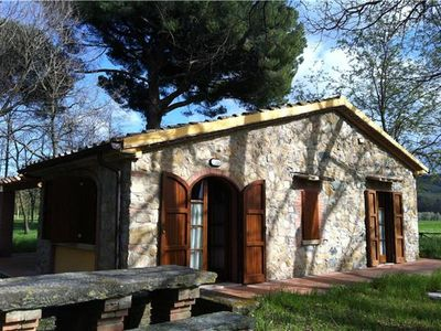 Popular Holiday cottage for 5 Persons in Costa Etrusca