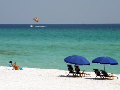 Sandestin Sugar White Beach & Emerald waters
