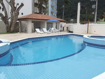 Apart. in Enseada-UBATUBA- (80mts to the beach) Ideal for FAMILIES