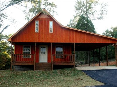 Cabins #1 & #2- 3bdrms,1bath,fully furnished kit.,w/d, TV, Satellite..and more