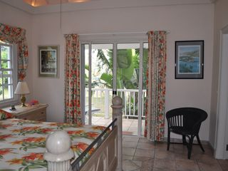 St Barthelemy villa photo - The view from the second bedroom