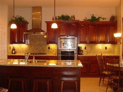 Beautiful Gourmet Kitchen