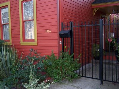 Portland house rental - Lexie House retains its vintage 1905 charm.