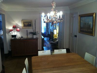1st Arrondissement Louvre apartment rental - .