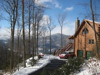 Maggie Valley house photo - Come ski at Cataloochee Ranch