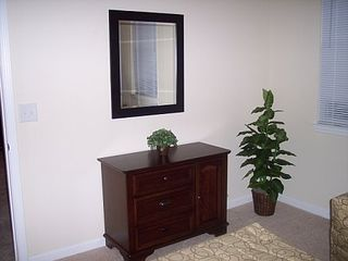Cane Island condo photo - 2nd bedroom Dresser Southern Lights/ Has Flat Screen but not in photo