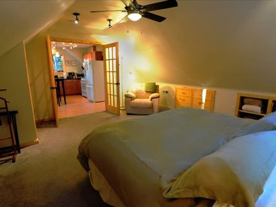 Secluded Guest Suite with Your Own Private Spa.