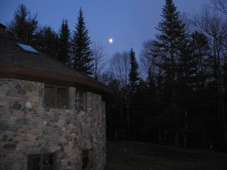 Swanville house photo - Beautiful Night Sky in a peaceful setting.
