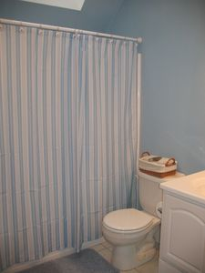 Bar Harbor house rental - Bathroom