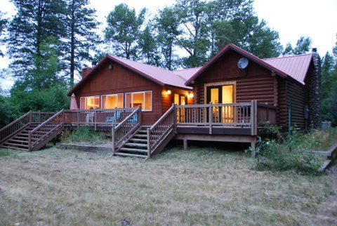 Teanaway riverfront cabin 3bdrm perfect getaway bring for Cle elum lake cabins