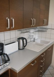 BEIGE Apartment - Fully equipped Kitchen