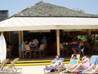 Kingston Plantation villa photo - Poolside Splash Cafe