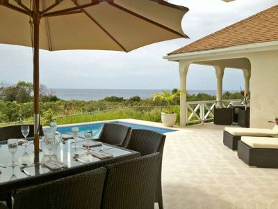 Westmoreland villa rental - Pool Deck