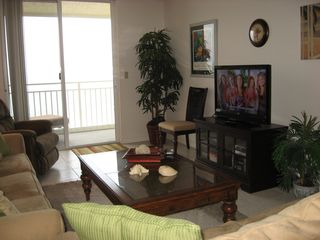 Indian Harbour Beach condo photo - Enjoy the ocean view from your living room