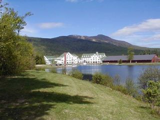 Waterville Valley condo photo - Town Square