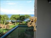 A picture perfect view from the lanai.
