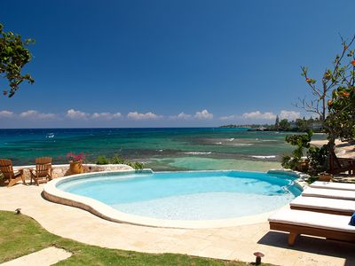 Photo For Secluded Treasure, Hidden Bay Villa With Pool, Hot Tub, Cliffside  Patio