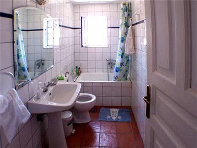 Hydra Island house rental - Bathroom