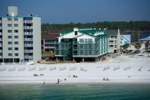 Gulf Shores condo photo - View of Beach