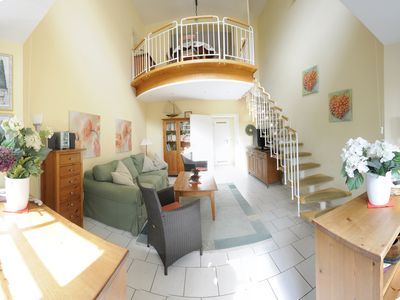 App. 211 beach near Holiday apartment with pool and sauna