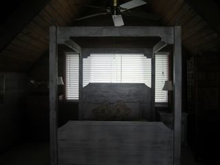 Camano Island house photo - Loft queen bed.