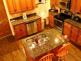 Baltimore townhome photo - Full Kitchen
